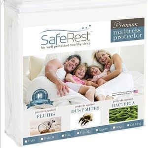 King mattress cover protector